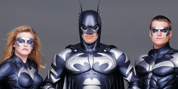Reparto de batman & Robin 1997