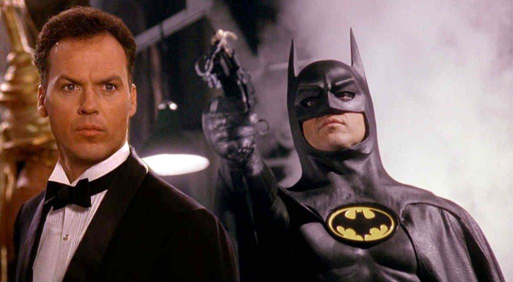 Michael Keaton el primer Batman