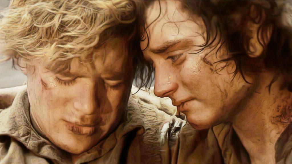 ¿Qué fue de Frodo y Sam?