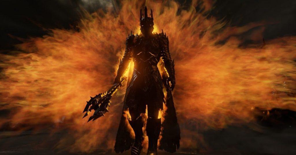 Es Sauron el Demonio