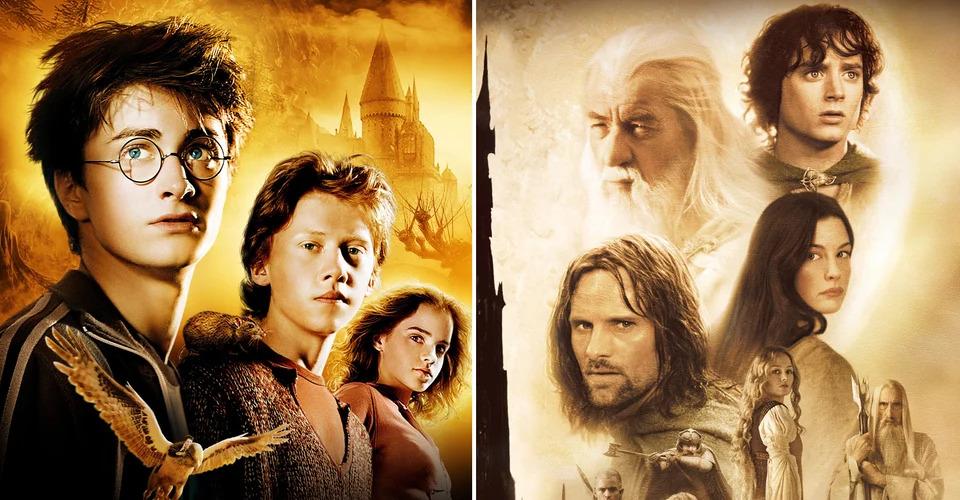 Similitudes entre Harry Potter y El Señor de los Anillos