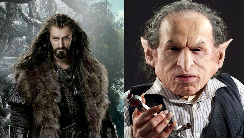 Diferencias y similitudes entre harry potter y el señor de los anillos