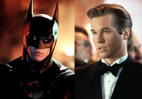 Val Kilmer actor de batman Forever