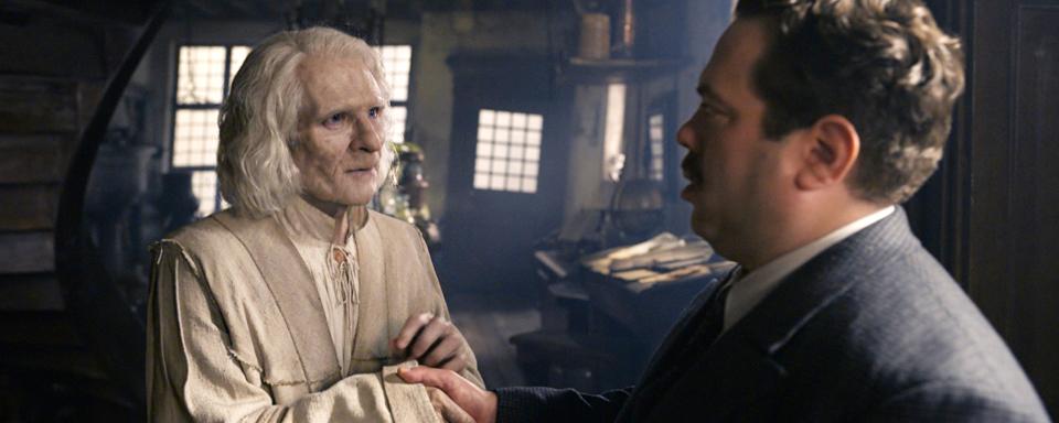 Personajes famosos de Animales fantásticos los crímenes de Grindelwald
