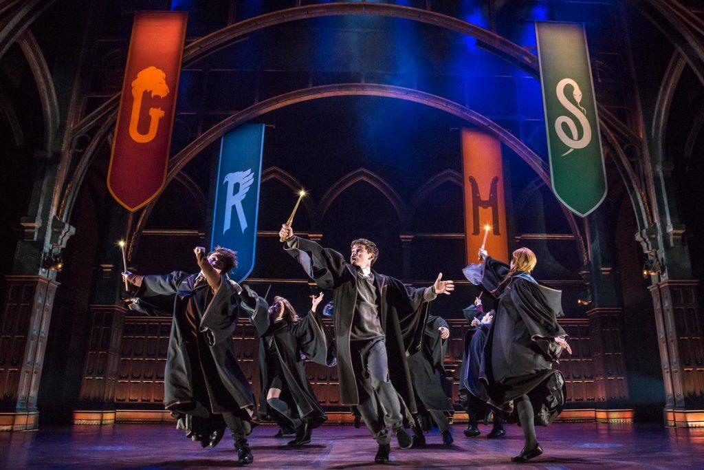 Película Harry Potter y el legado maldito