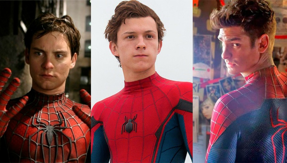 Actores que han hecho de Spiderman