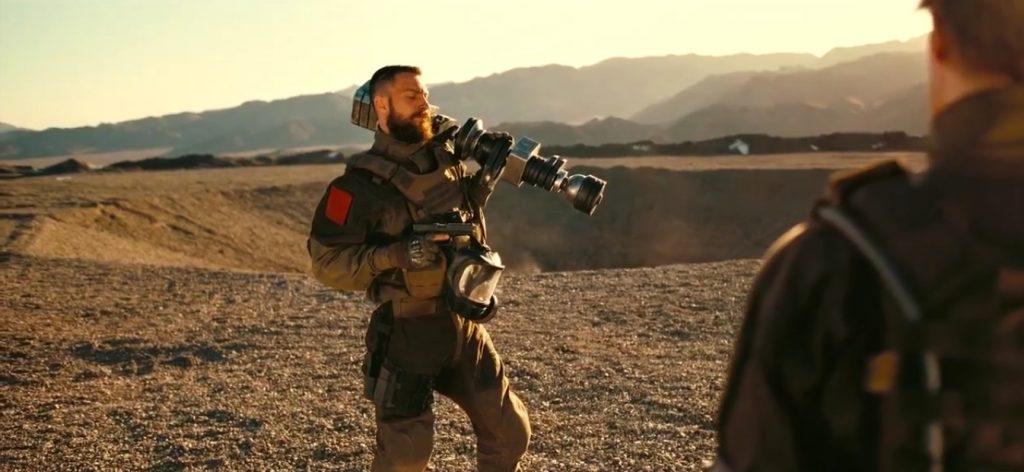 Christopher Nolan como eligió el reparto de tener
