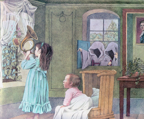 Dentro del laberinto se basa en el cuento de Maurice Sendak Al otro Lado