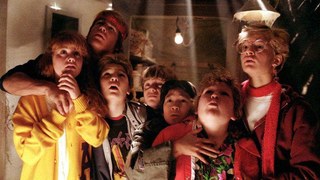 Actores de la película los goonies