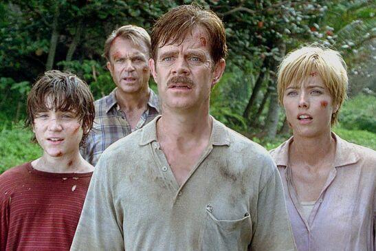 Jurassic Park 3 reparto