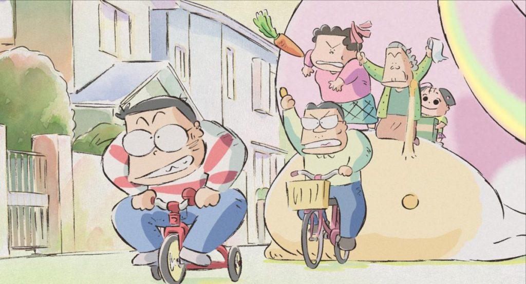 Película Studio Ghibli para niños