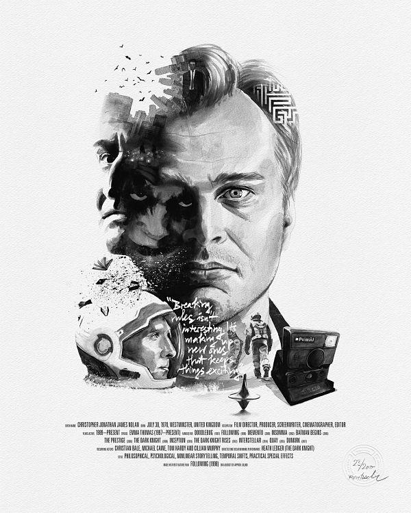 Director Christopher Nolan mejores películas
