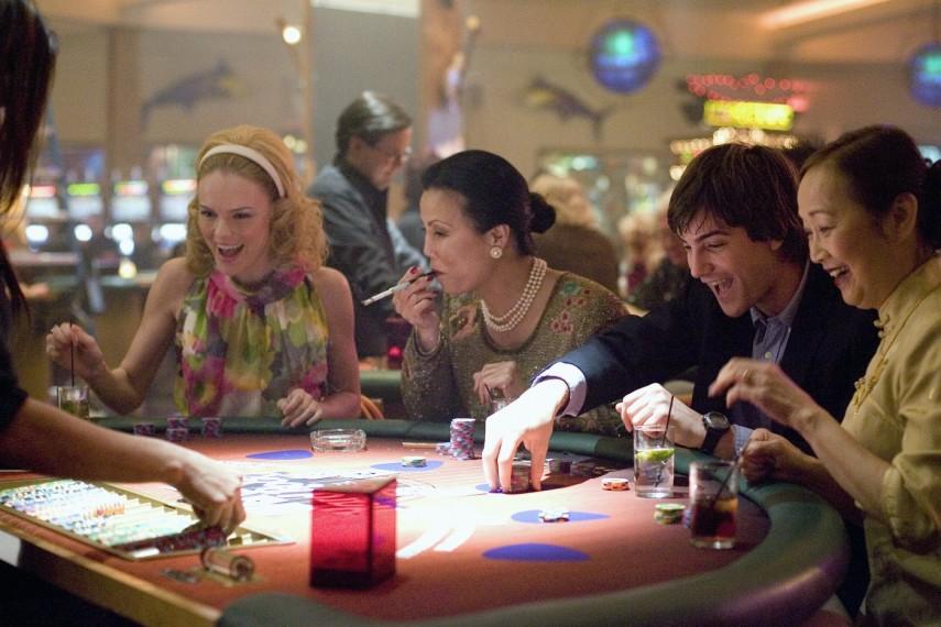 Método para contar cartas en 21 blackjack explicación película