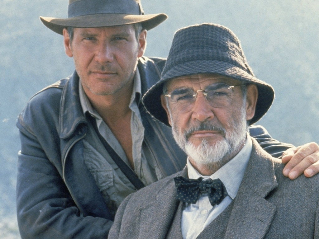 Sean connery muere el padre de Indiana Jones