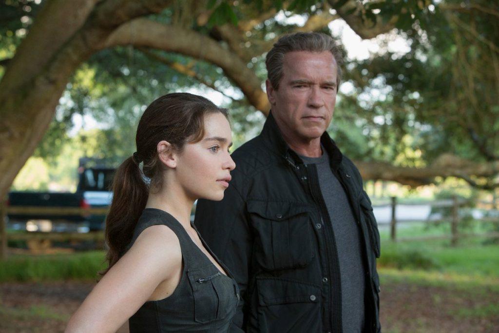 Terminator 5 reparto de actores