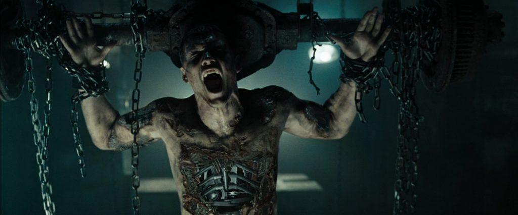 Historia de Marcus Wright en Terminator la salvación