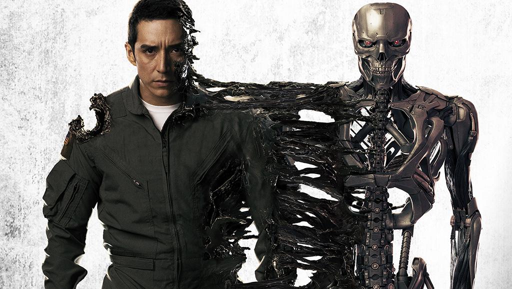 Terminator Rev-9 capaz de duplicarse