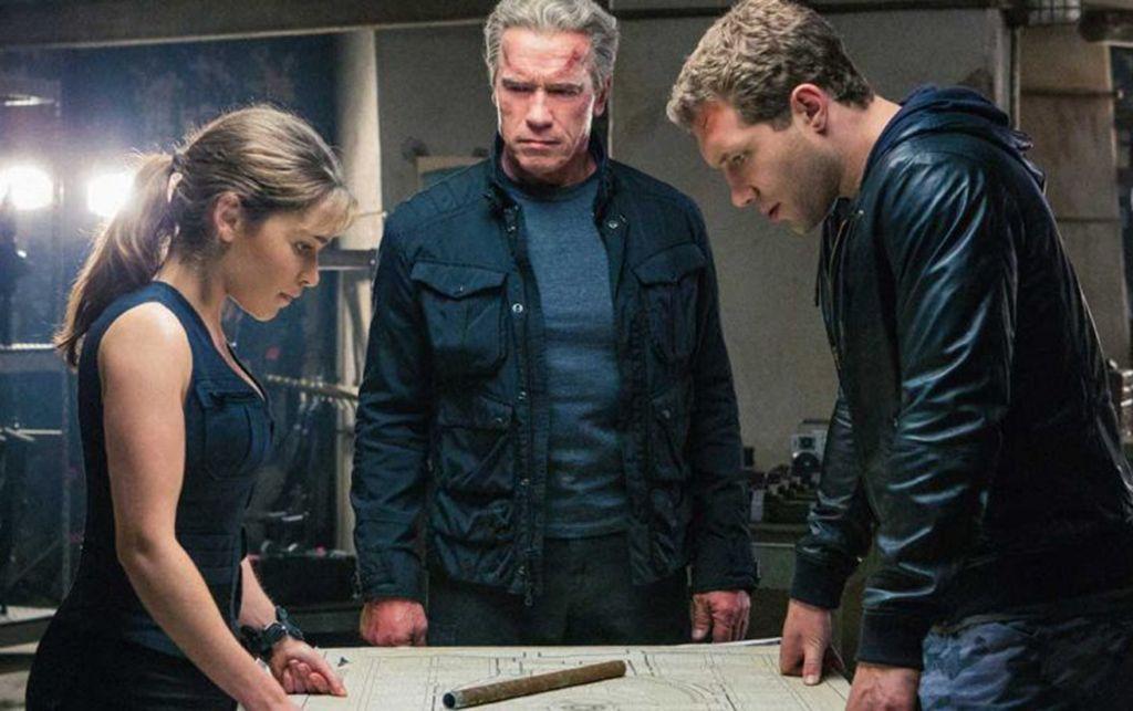 Entender Terminator Genesis guia temporal