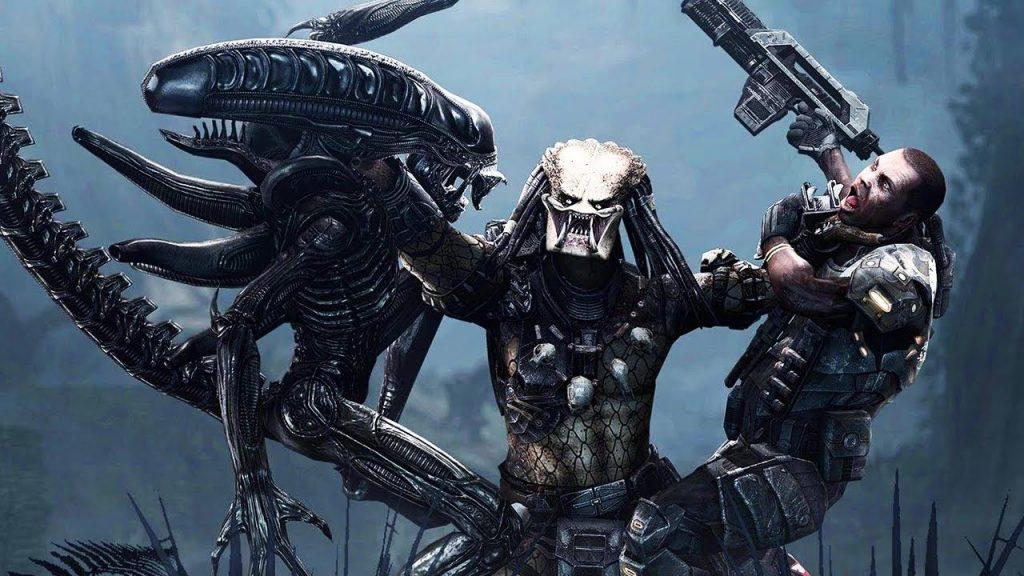 Explicación Alien VS Depredador 1