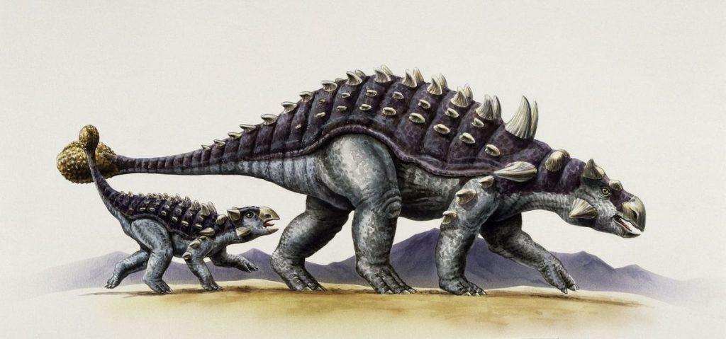 Dinosaurios que aparecieron en Jurassic Park 3