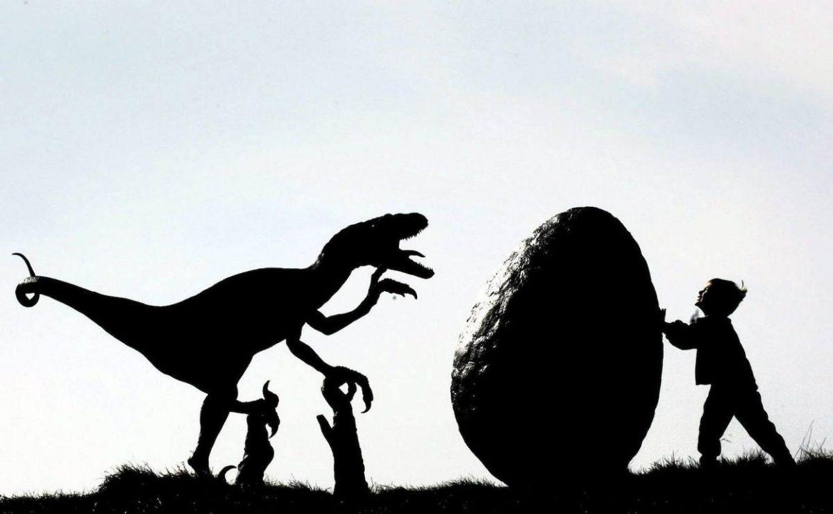 Parque Jurásico Dinosaurios Jurassic World