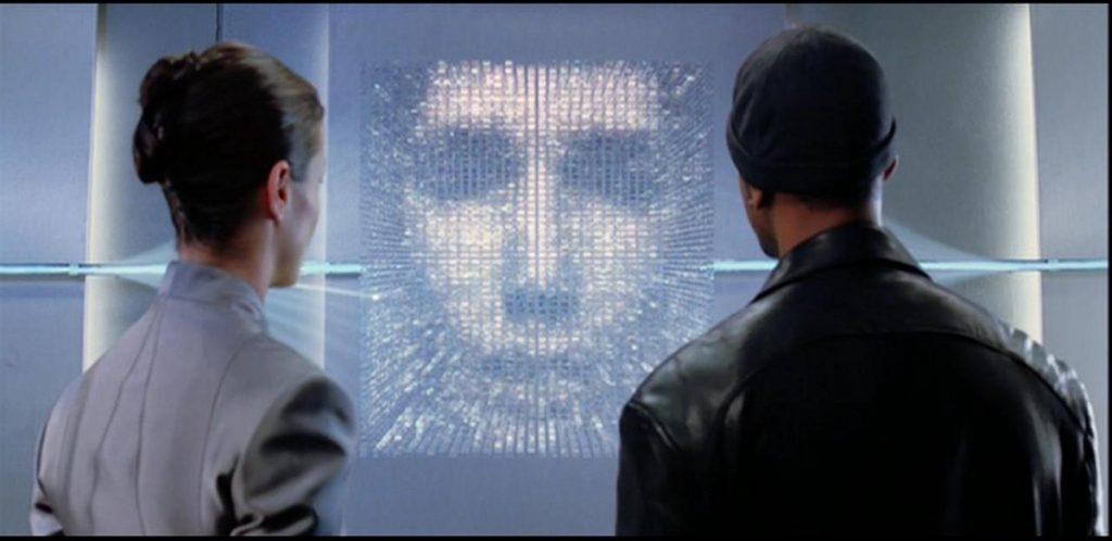 Viki supercomputadora en Yo, robot antagonista