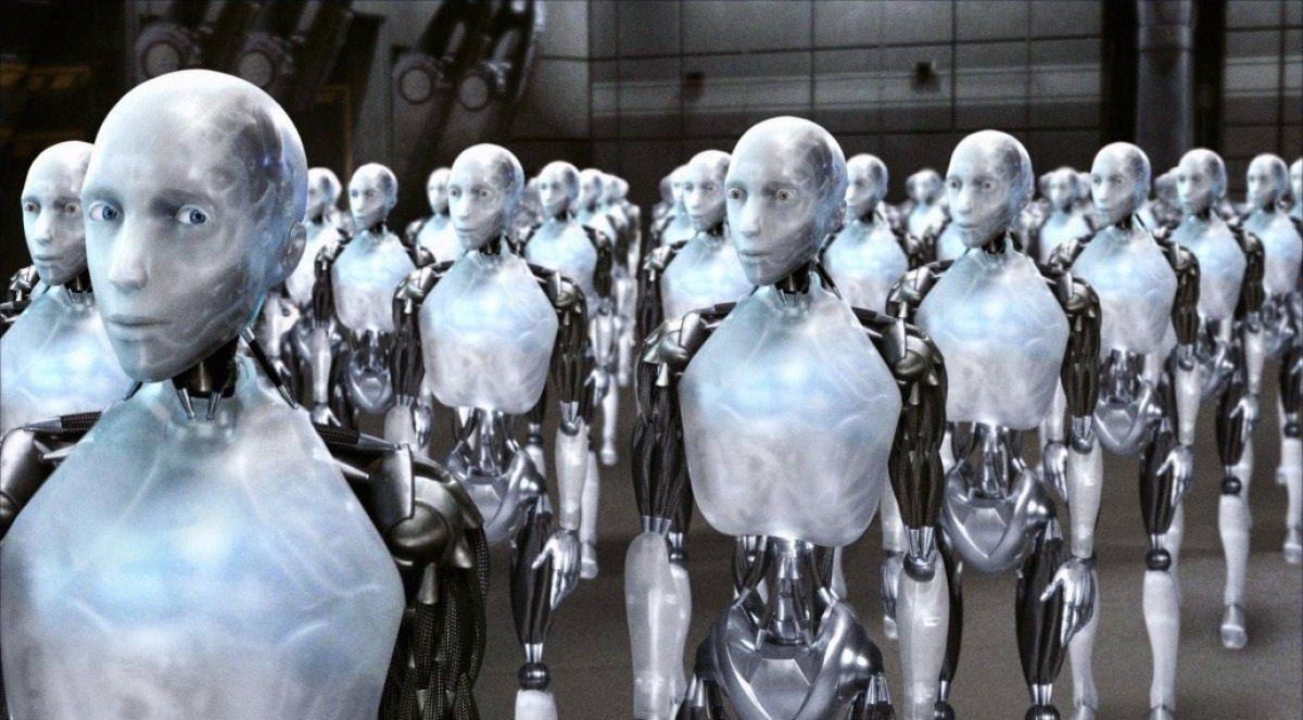 Yo, robot Crítica película y Explicación