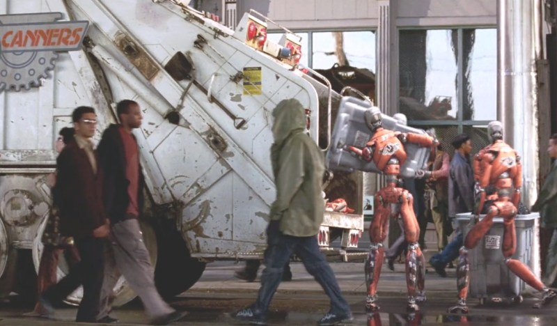 Los robots trabajarán para nosotros en un futuro cercano