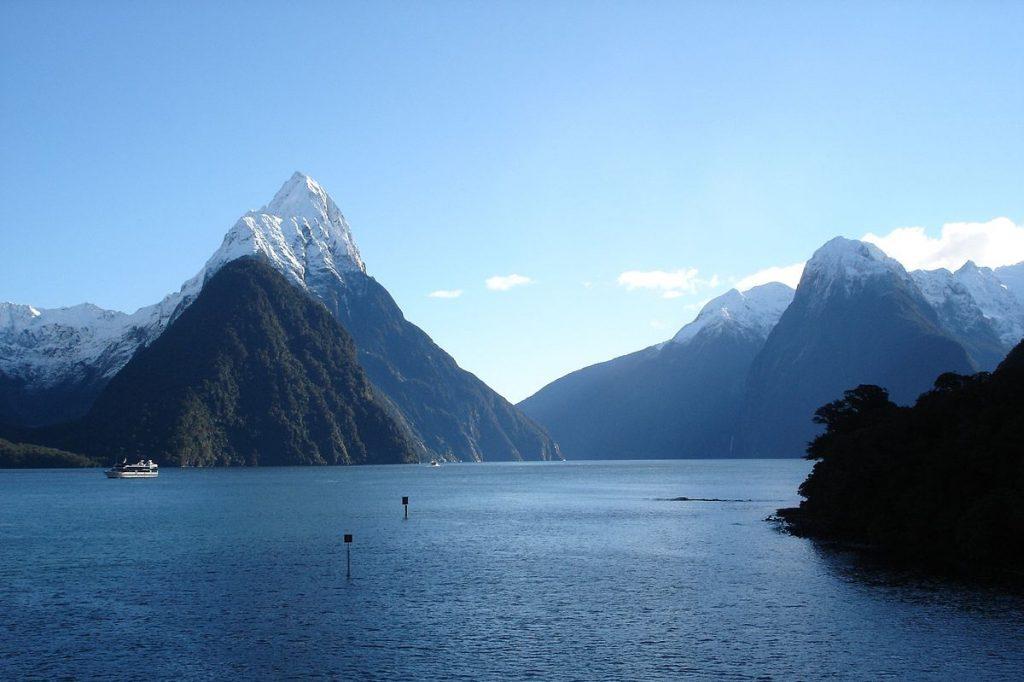 El Fiordo Milford Sound en Nueva Zelanda nuevas restricciones para su visita