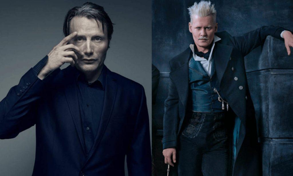 Confirmado Mads Mikkelsen sustituirá a Johnny Depp en Animales Fantásticos