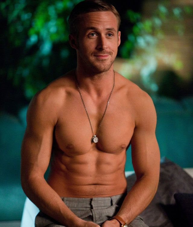 Ryan Gosling en la película Crazy, Stupid, Love que estabas buscando