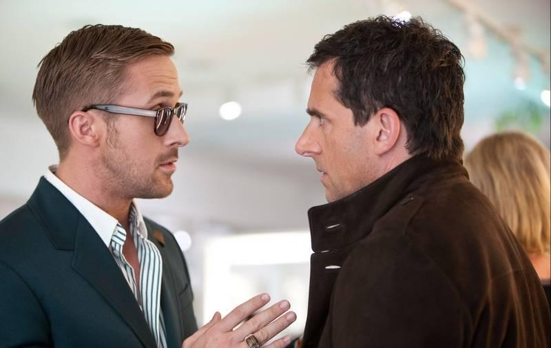 Ryan Gosling en una comedia romántica