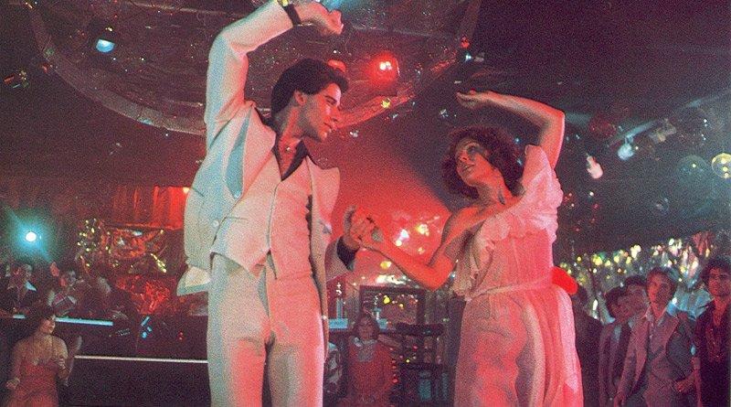 La discoteca de fiebre del sábado noche Odisea 2001