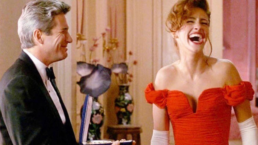 La buena relación entre Richard Gere y Julia Roberts en Pretty Woman